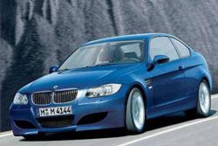 Neue BMW M3 2007