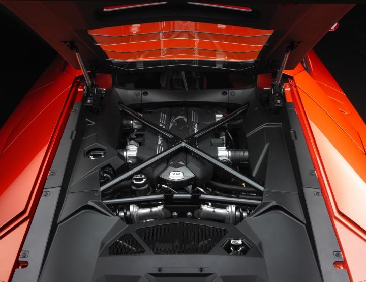 Lamborghini Aventador 43